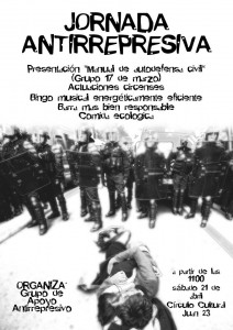 Cartel Jornadas 21Abril 2012