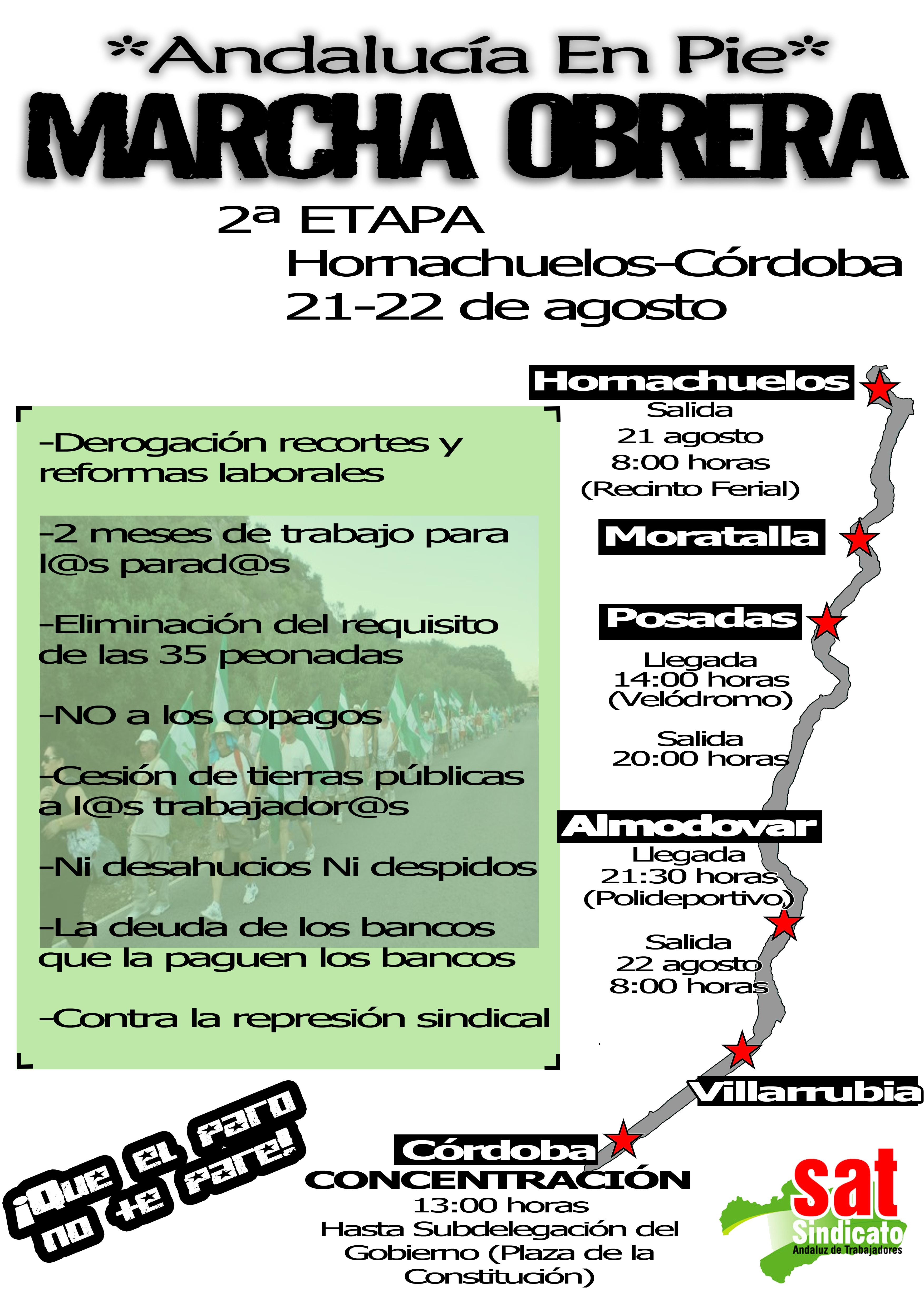 Marcha Obrera Córdoba