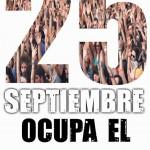 """Debate abierto sobre el 25-S """"Ocupa el Congreso"""""""