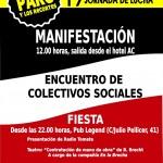 19 de enero: Jornada de Lucha Social